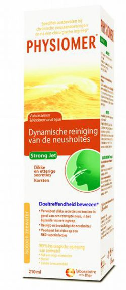 PHYSIOMER STRONG JET NEUSSPRAY