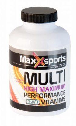 MaxXsports Multi Vitamines 240tab
