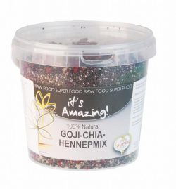 It's Amazing Goji / Chia / Hennepmix
