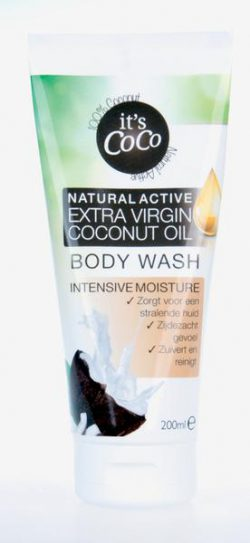 It's Coco Bodywash
