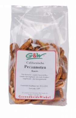 G&W Pecannoten 300g