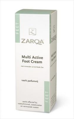 ZARQA FEET MULTI ACTIVE CREAM