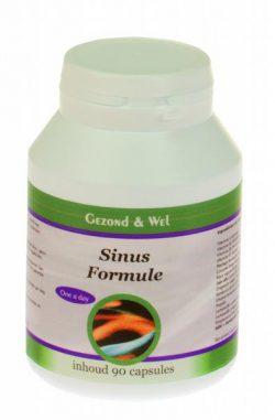 G&W Sinus Formule 90 caps