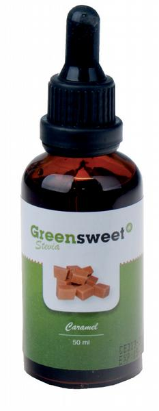 Greensweet Caramel concentraat 50ml