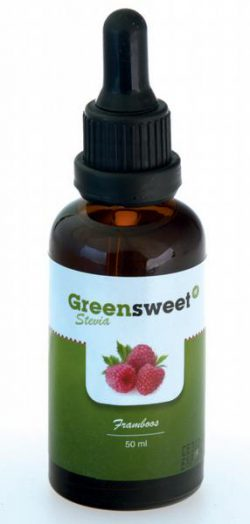 Greensweet Framboos concentraat 50ml