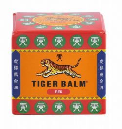TIGER BALM ROOD STERK POT