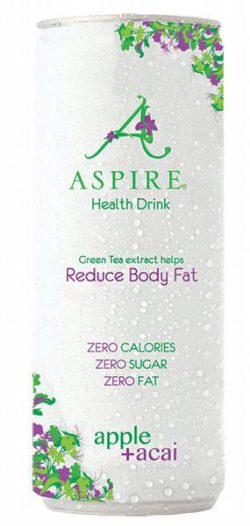 Aspire Appel/Acai diet drink