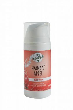 It's Wonderful Granaatappel Bodyscrub 100ml