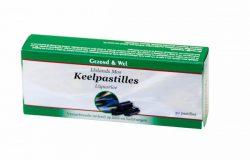 G&W KEELPASTILLES DROP