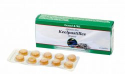G&W KEELPASTILLES ORIGINAL