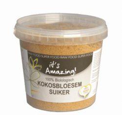 It's Amazing Kokosbloesemsuiker 600 gram Biologische