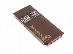 Lovechock Tablets Pure chocolade 93% cacao 70gr