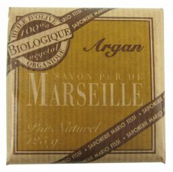 Marseille Soap Argan 125gr