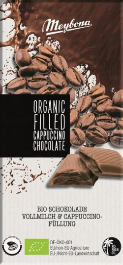 Meybona Bio Gevulde Chocolade Cappuccino