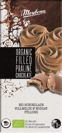 Meybona Bio Gevulde Chocolade Praline
