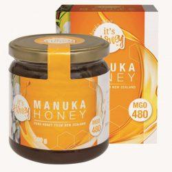 It's Honey Manuka 500g 480MGO