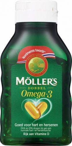 Möller's Visolie Double capsules 112C