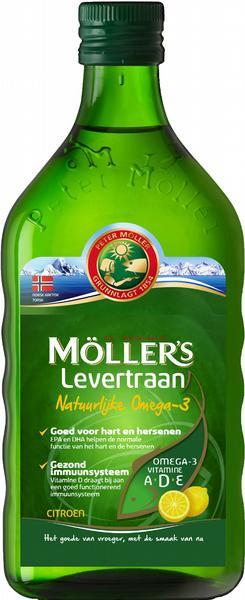 Möller's levertraan citroen