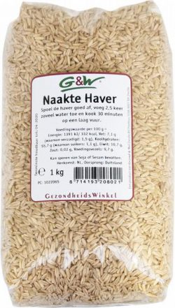 G&W Naakte Haver