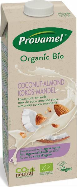 Provamel kokosnoot amandeldrink biologisch
