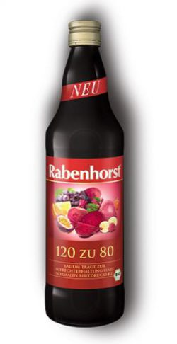 Rabenhorst 120/80 750ml