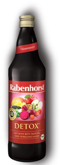 Rabenhorst Detox 750ml