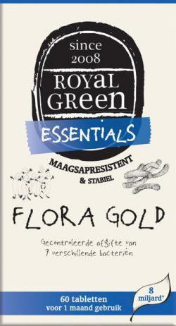 ROYAL GREEN FLORA GOLD 60T