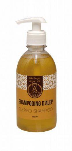 Aleppo Shampoo met arganolie 350ml