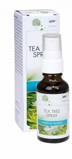 G&W TEA TREE SPRAY 30ML