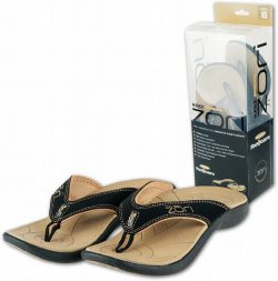 Zori Slippers Black (teen) maat 38 2/3 tot 39 2/3 (size 7)