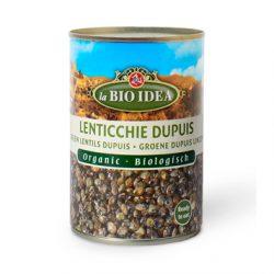 Groene Linzen Dupuis 400 gram (biologisch)