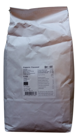 Paneermeel 5 kilo Volkoren (biologisch)